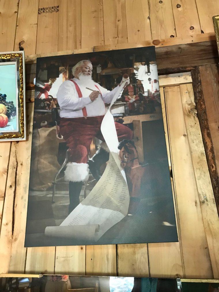 Reproduction Père Noel