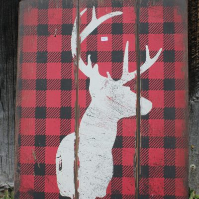 Décoration murale Noel