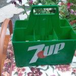 Caisse à 7UP en plastic