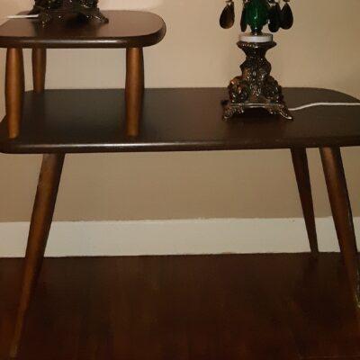 Table d'appoint vintage Mi-Century